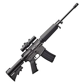 FREE OFFER Bushmaster Carbon 15 SuperLight ORC Optic Rifle