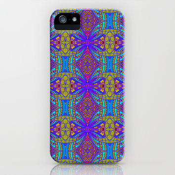 Ethnic Style G243 iPhone & iPod Case by MedusArt