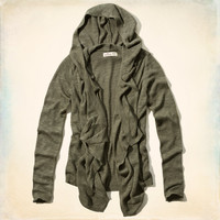 Desert Springs Hooded Sweater