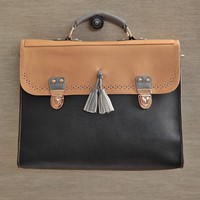 samantha tassel satchel at ShopRuche.com