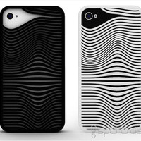 iPhone 4/4S case Ripple