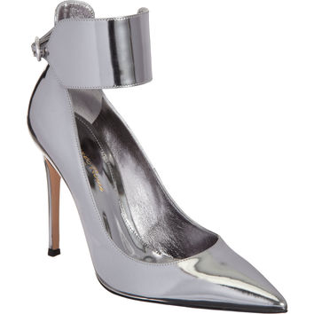 Metallic Ankle Cuff Pump