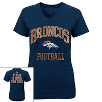 "Denver Broncos ""My Team Is Better Than Yours"" Tee - Juniors"