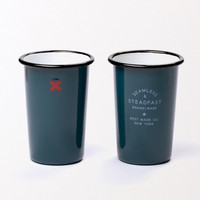 Best Made Company — Seamless & Steadfast Tall Enamel Tumblers (Set of Two)