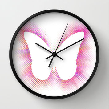 Freedom - Wall Clock by Hogan Finland