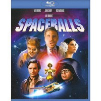 Spaceballs (With Movie Cash) (Blu-ray/DVD) (Widescreen) (Dual-layered DVD)