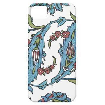 Islamic Floral Ceramic Tile #1 iPhone 5 case