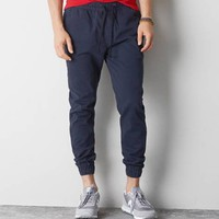 AEO Jogger Pant, Newport Navy | American Eagle Outfitters