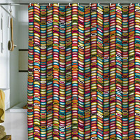 DENY Designs Home Accessories | Sharon Turner Stack Shower Curtain