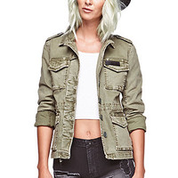 Gypsy Warrior Army Jacket at PacSun.com