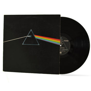 PINK FLOYD   quotThe Dark Side Of The Moon quot vinyl record