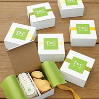 Wedding Favors - Real Wedding: Chris and Tim, Bedford, New York - Real Weddings