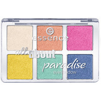 All About Paradise Eyeshadow