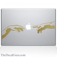 Creation of Apple Macbook Decal