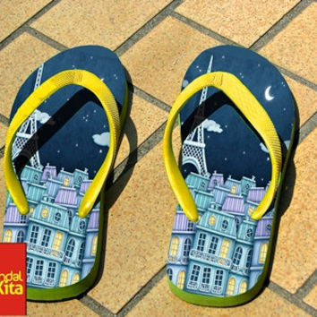 Flip Flops - Paris by Night