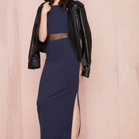 Nasty Gal Middle Linger Dress
