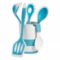 Six Piece Silicone Scrape & Lift Tool Set by Anna Boiardi™ - Tabletops Unlimited