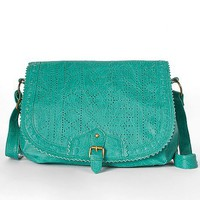 Perforated Flap Crossbody Purse - Women's Bags | Buckle