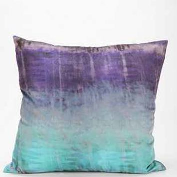 Magical Thinking Fade-Out Velvet Pillow - Urban Outfitters