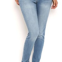 Amethyst Super Soft Denim Jegging with Medium Blasted Wash