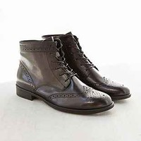 Vagabond Code Brogue Leather Boot - Urban Outfitters