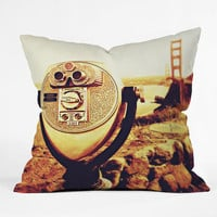 DENY Designs Home Accessories | Shannon Clark Bridge View Throw Pillow