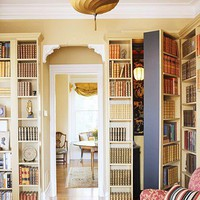 in home library