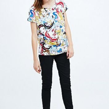 Eleven Paris Disney Princess Tee - Urban Outfitters