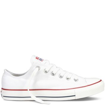 Chuck Taylor Classic Colors - Optical White - All Star - Converse.com