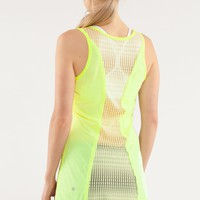 run: tie and fly tank | women's tanks | lululemon athletica
