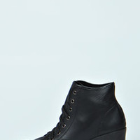 Millie Lace Up Cleated Ankle Boot
