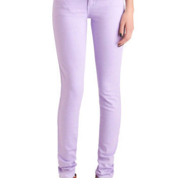 Spring in Every Season Jeans in Lavender | Mod Retro Vintage Pants | ModCloth.com