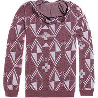 On The Byas Phen Mock Twist Hoodie at PacSun.com