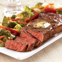 Omaha Steaks 4 (8 oz.) Boneless Strips