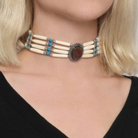 River Choker Necklace