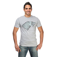 House Stark Winter is Coming T-Shirt - Heather,