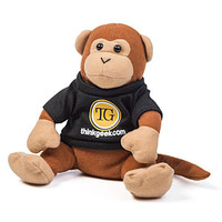 Timmy The ThinkGeek Monkey