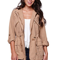 LA Hearts Anorak Jacket - Womens Jacket -