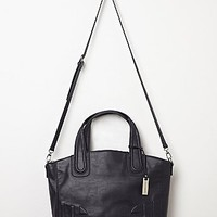 Free People Crush Vegan Satchel