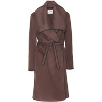 Evoke wool coat