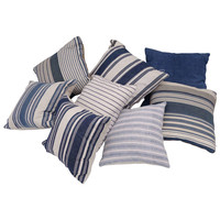 French Ticking Pillows