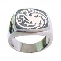 Game of Thrones Targaryen Ring