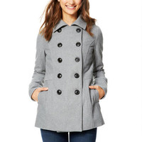 Long Peacoat with Thinsulate™