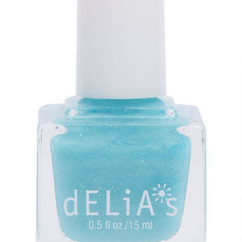 Mint Glow-In-The-Dark Nail Polish