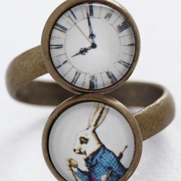 ModCloth Fairytale, Scholastic Never Too Late Ring