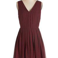 Berry Sangria Dress