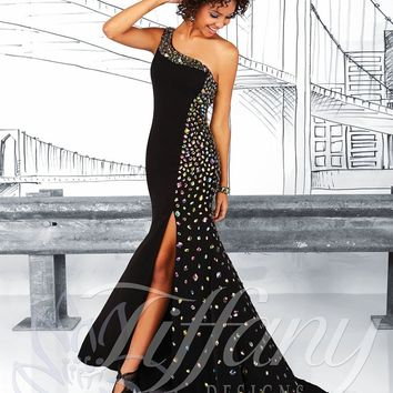 Tiffany Designs Prom Dress 16036