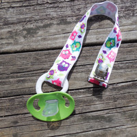 Pacifier Holder, Binky Clip, Pacifier Clip or Toy Clip, Gender Neutral