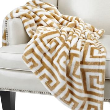 Mykonos Throw  Throws  Bedding and Pillows  Z Gallerie