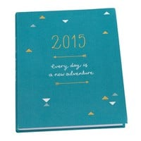 2015 A6 INSPIRE DIARY
